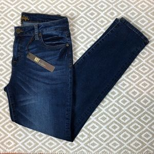 Kut from the Kloth Straight Leg Jeans NEW Size 8